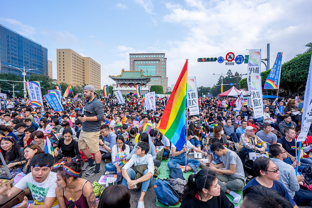 Freedom! '21: Latest Developments in Same-Sex Marriage in Taiwan