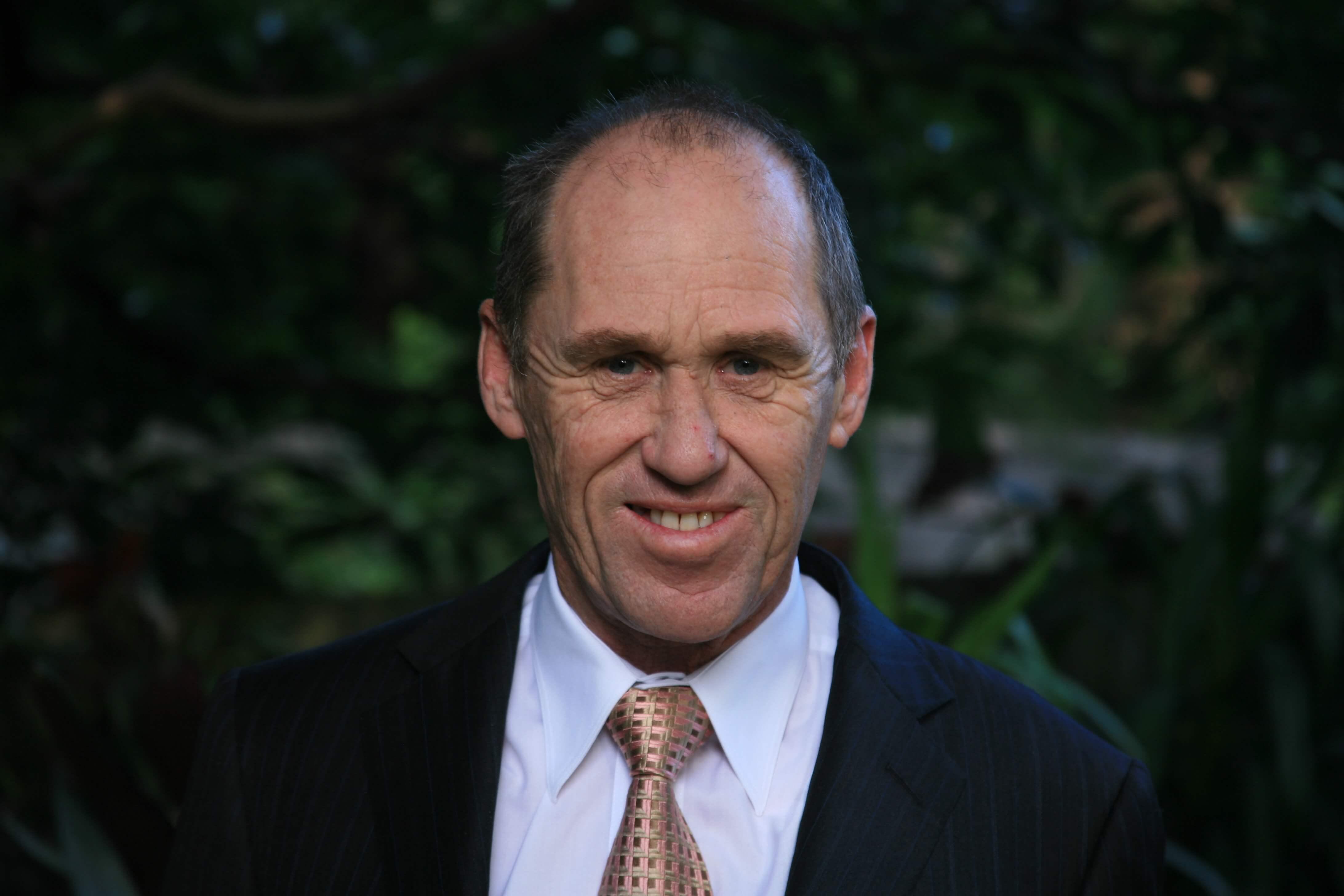 The Role of Peace in the 21st Century – A Prerequisite for Survival? – Steve Killelea (Tech Philanthropist)