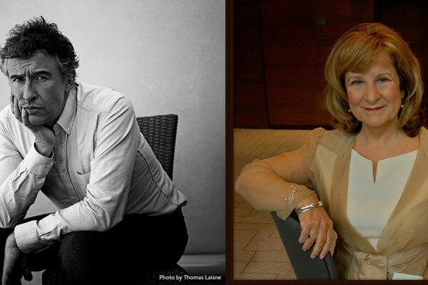 Steve Coogan in Conversation with Helena Kennedy