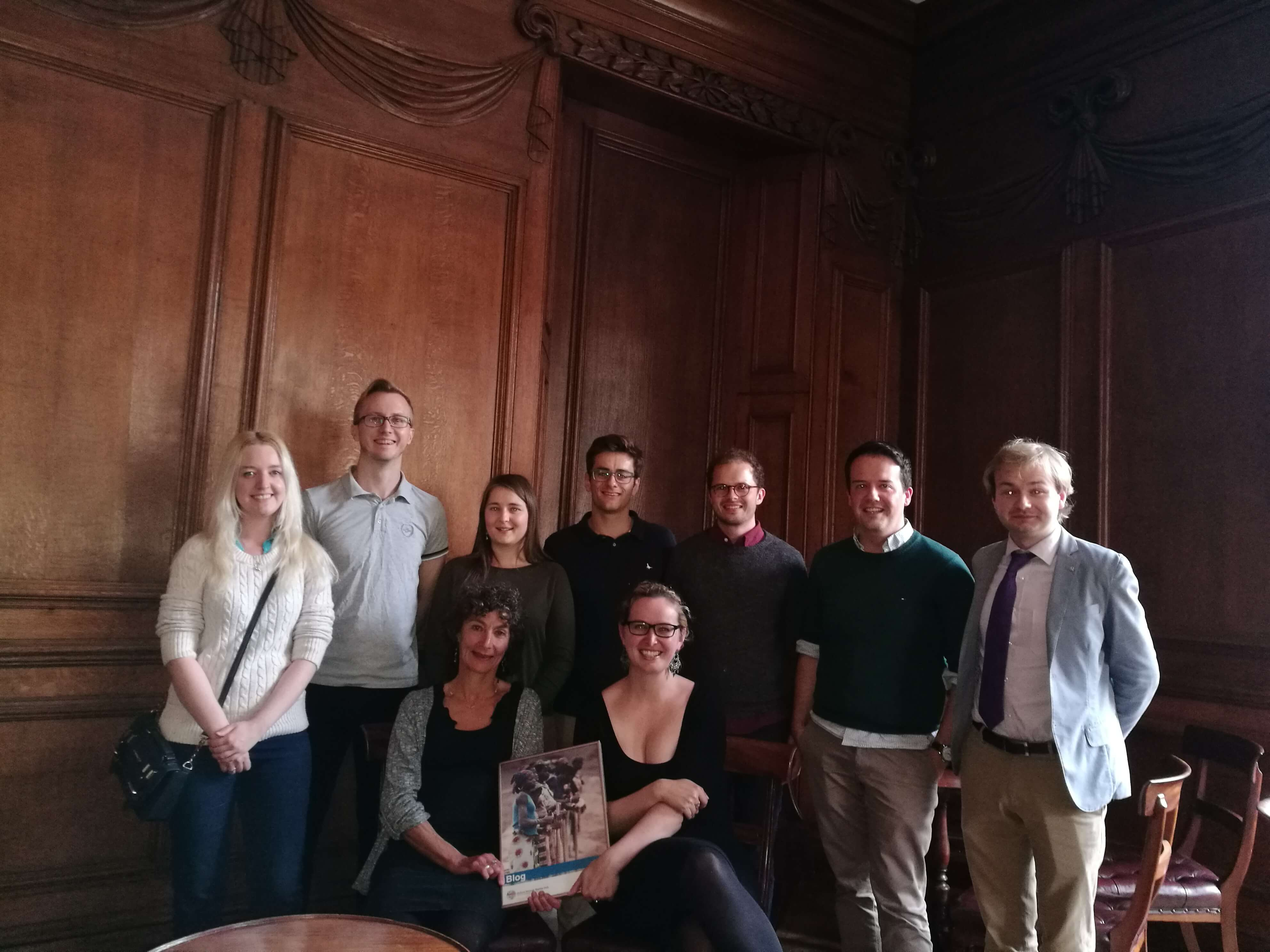 Happy Fifth Anniversary to the Oxford Human Rights Hub