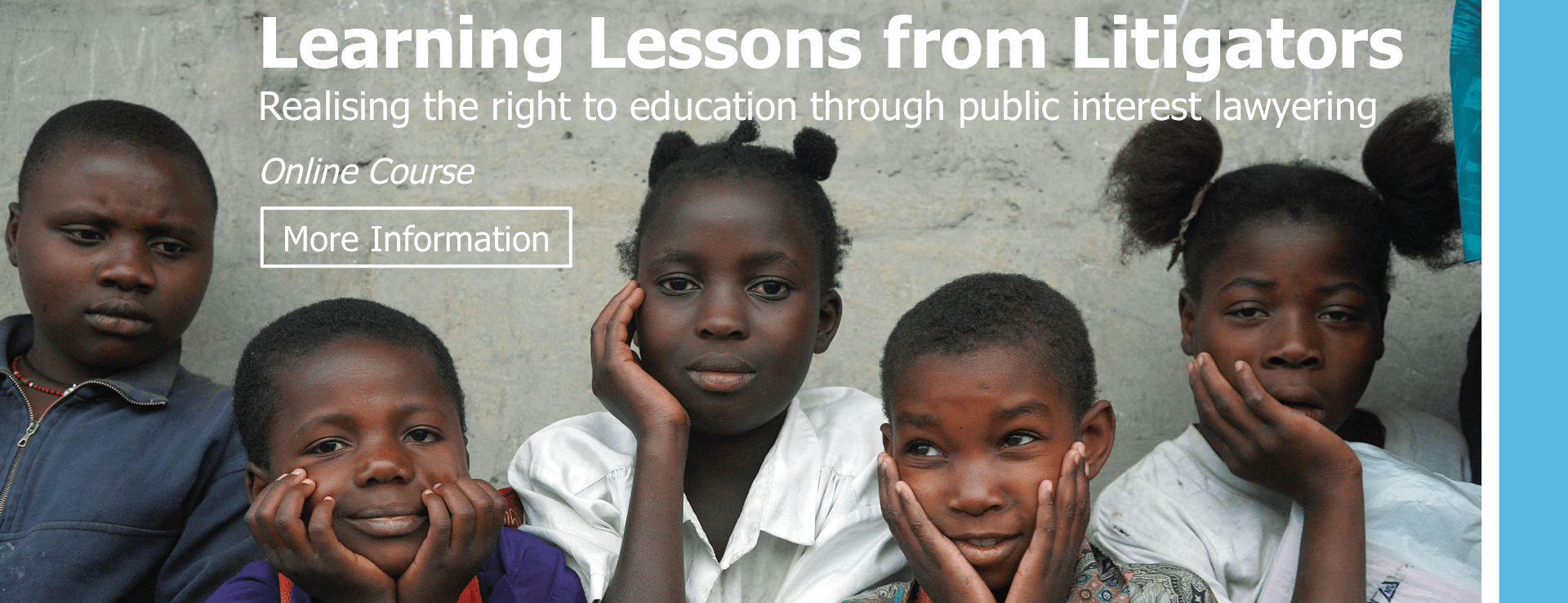 Learning Lessons from Litigators: Realising the Right to Education Through Public Interest Lawyering
