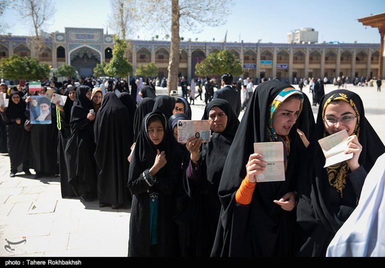 Iran's Presidential Charade: Women Out or In?