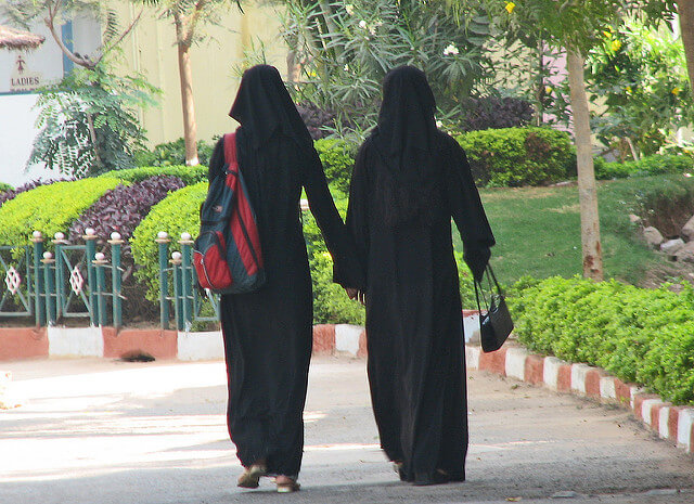 Niqabs in Strasbourg, Again: Part 1