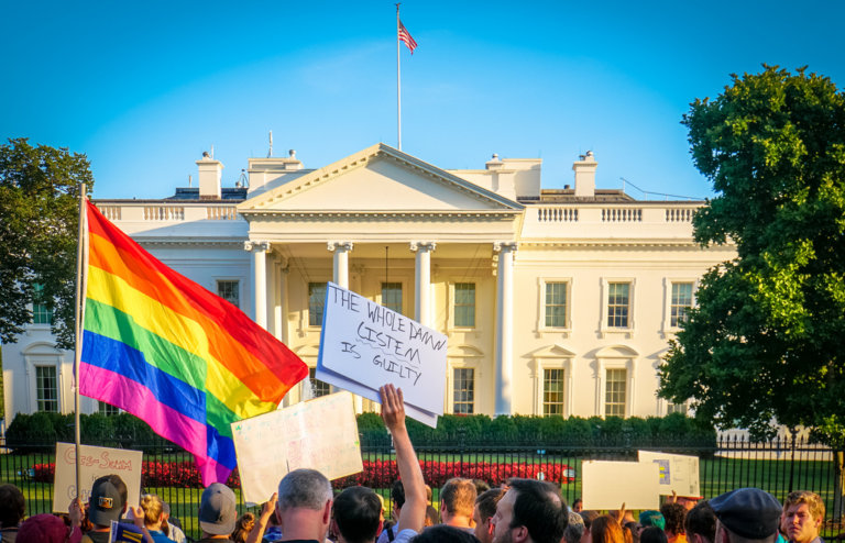 The Legal Movement for Equal Rights for Transgender People in the US – Corey Stoughton (Advocacy Director, Liberty)