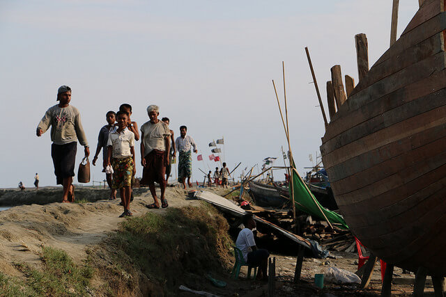 An International Law Perspective on India's Response toward the Rohingya Refugee Crisis