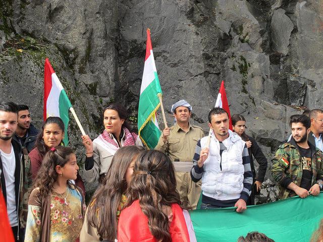 An Iraqi Kurdish Independence Referendum