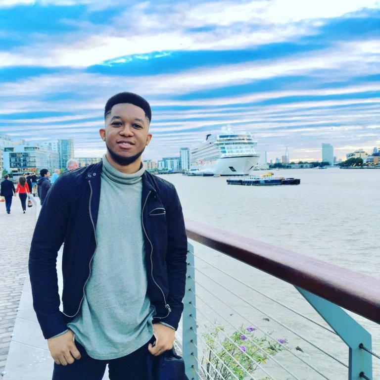 Ugochukwu Ezeh Takes Up OxHRH-Rhodes University Fellowship