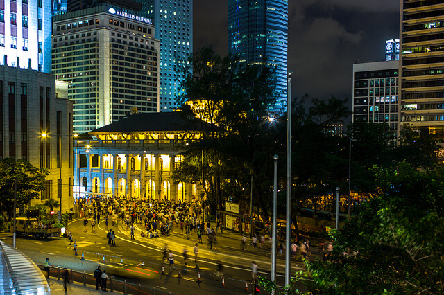 Free Speech in Non-Public Spaces: Recent Developments in Hong Kong