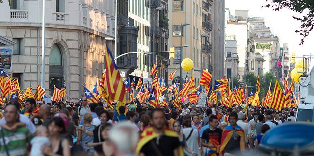Catalonia: The Right to Secede and the Right to Self-Determination