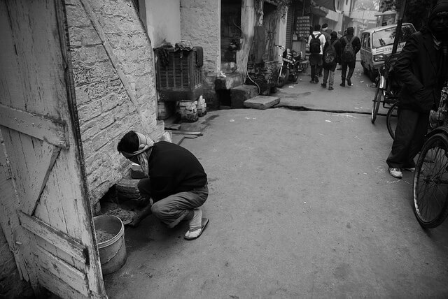 The Dignity and Rights of Manual Scavengers in India