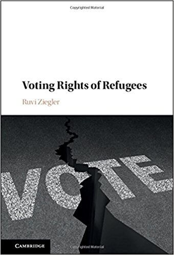 Book Colloquium: Voting Rights of Refugees