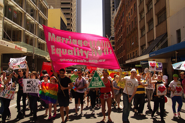 Same-Sex Marriage in Australia: A Bittersweet Victory