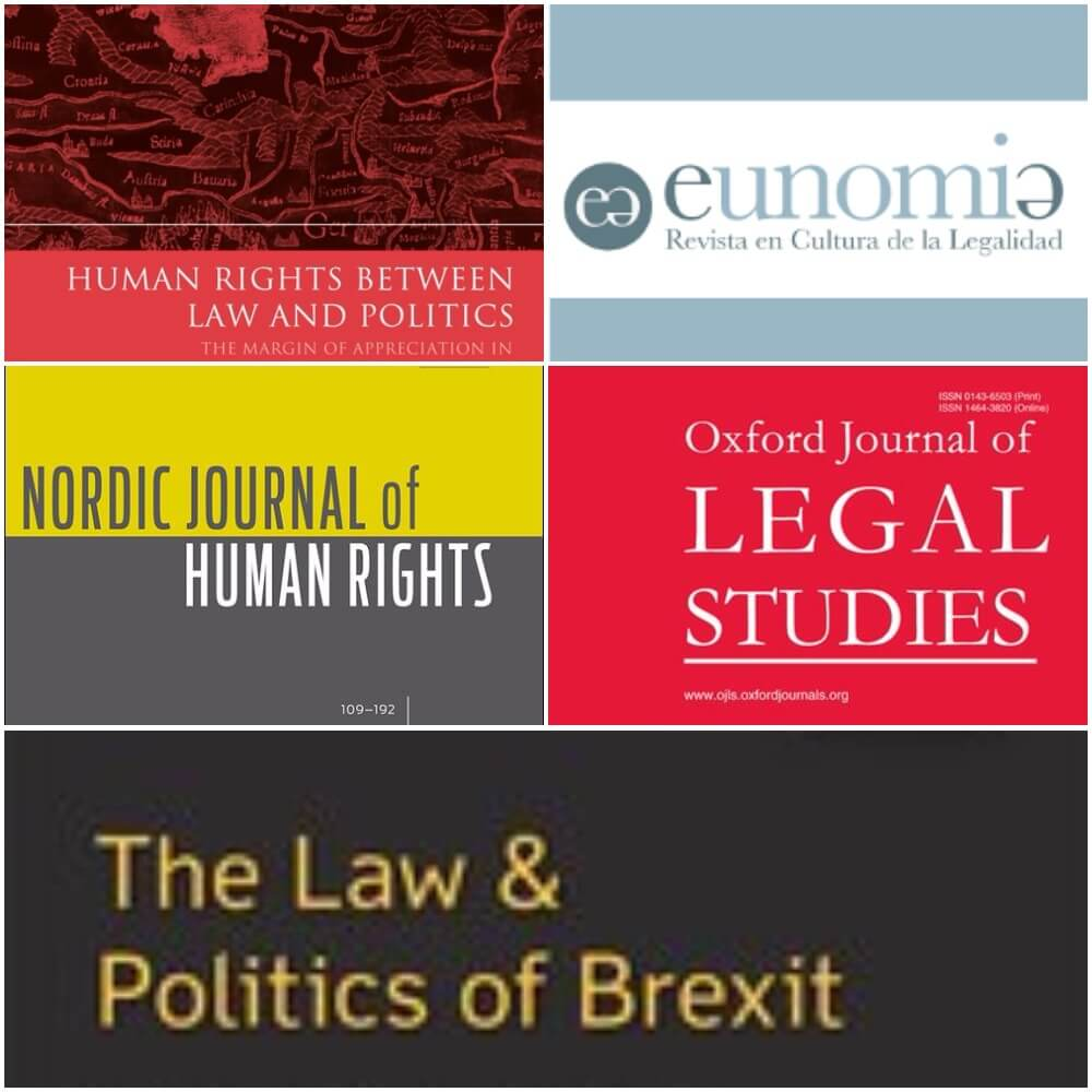 New Publications from OxHRH Team and Associates