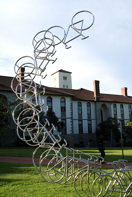 Reflections On The Rhodes University Travelling Fellowship