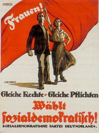 Women's Suffrage in Germany