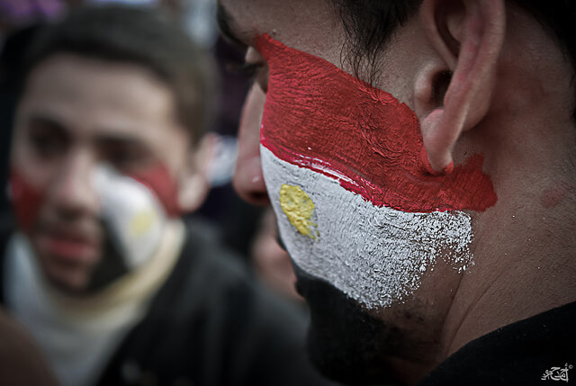Revolution and Counter-revolution in Egypt's Emergency State