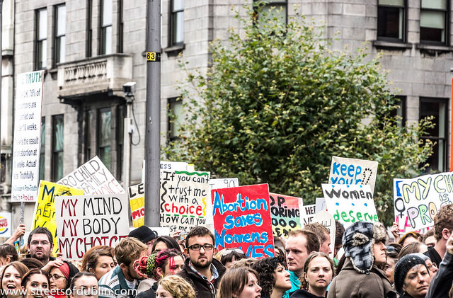 The Irish Referendum and the Road to Safe, Legal Abortion