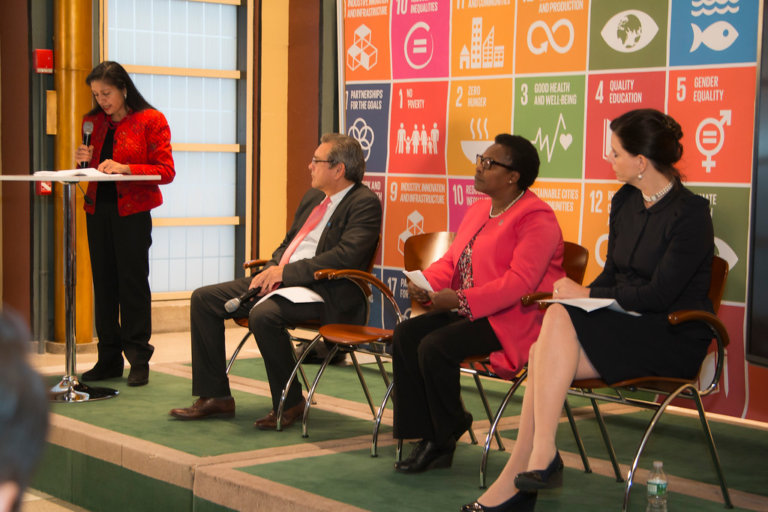 Taking the backseat? Strategic utilisation of human rights in the implementation of SDGs