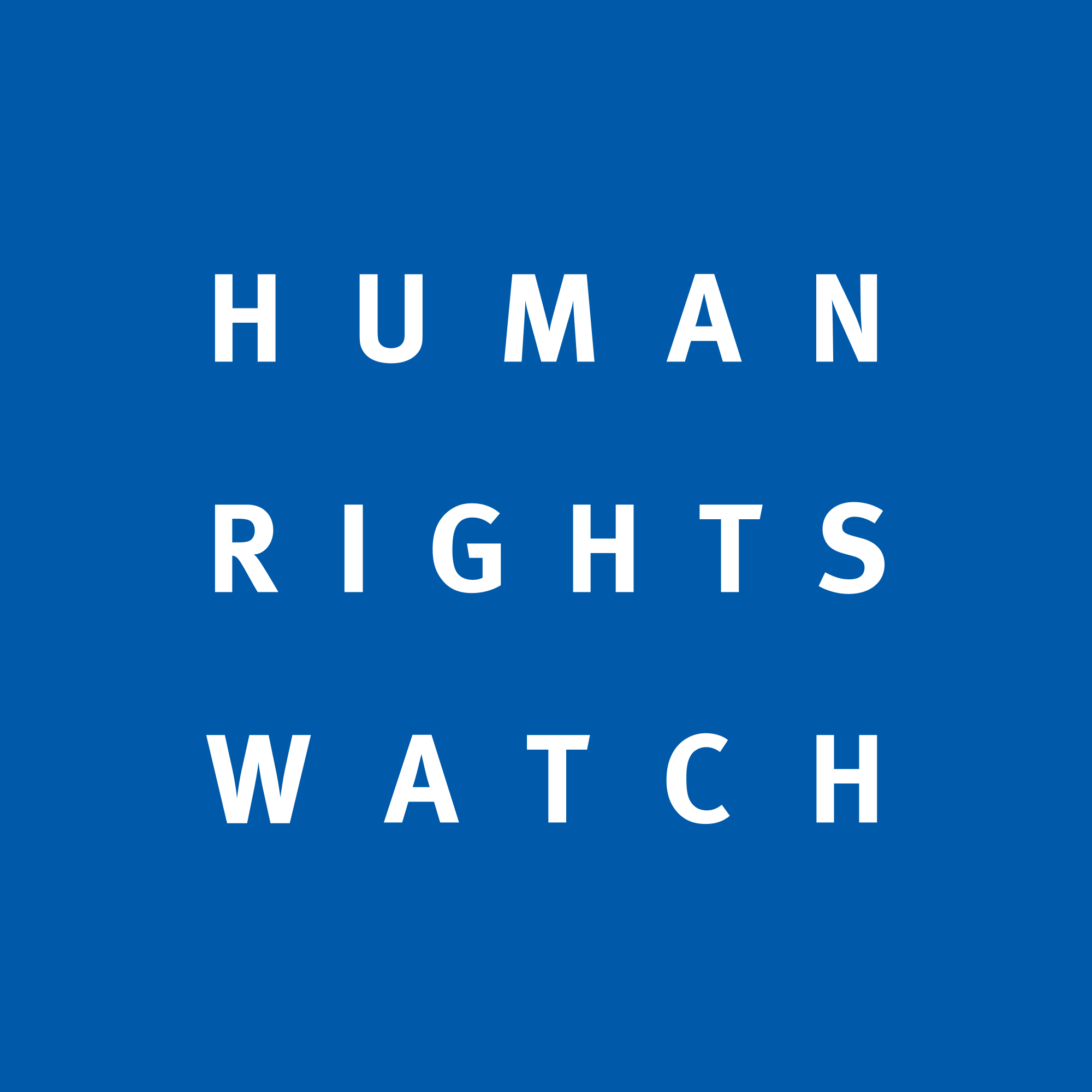 Human Rights Watch: Job Vacancy-Children's Rights Division