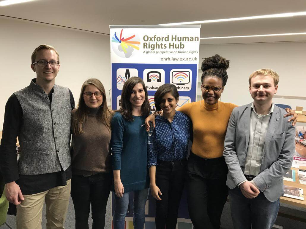 Fostering a Community: Graduate Student Workshop