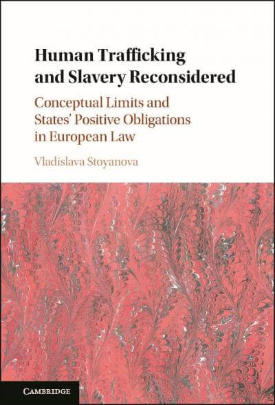 Book Colloquium: Human Trafficking and Slavery Reconsidered