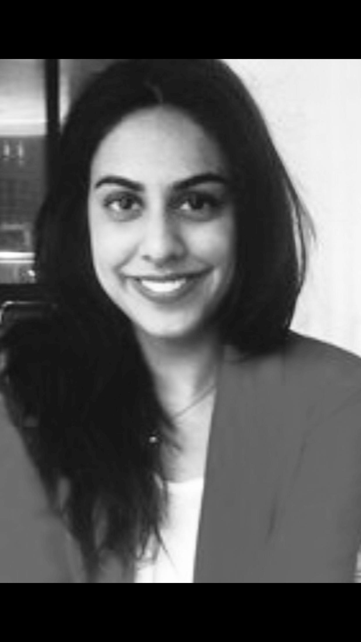 Friday in Focus: Farrah Raza