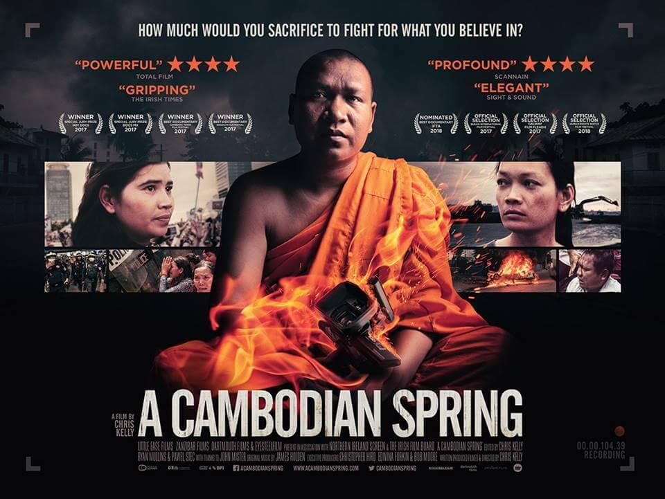 A Cambodian Spring Film Screening
