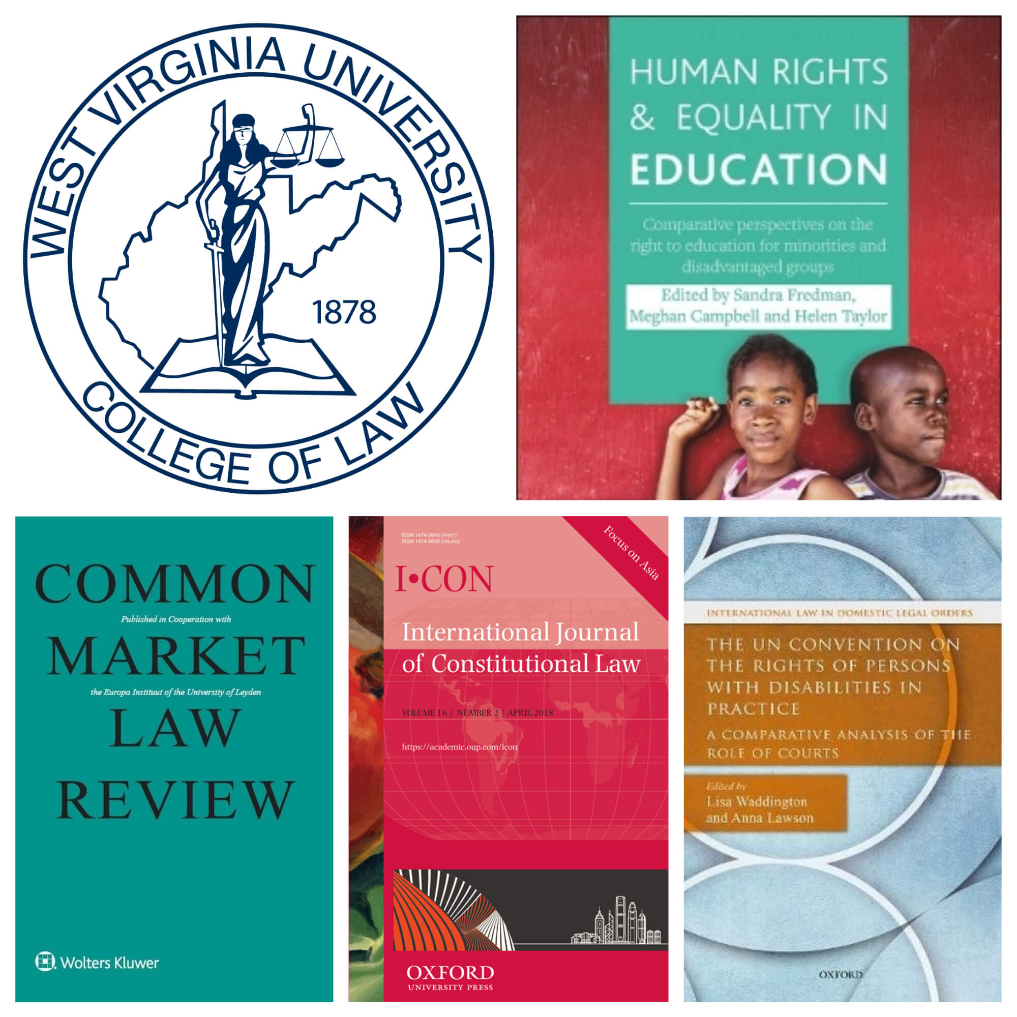 Latest Publications from the OxHRH Team and Associates