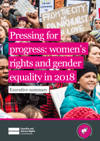 Pressing for Progress: Women's Rights and Gender Equality in 2018