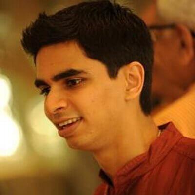Friday in Focus: Chintan Chandrachud