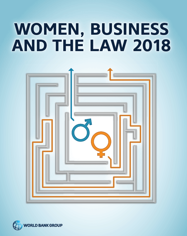 World Bank Releases Women, Business and the Law Report