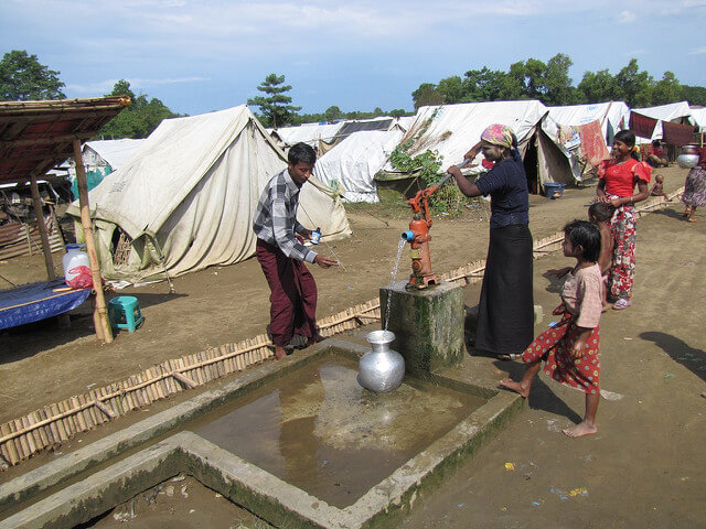 Rohingyan Repatriation and the Principle of Non-Refoulment