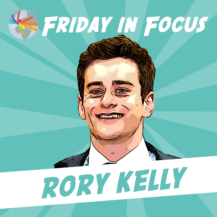 Friday in Focus: Rory Kelly