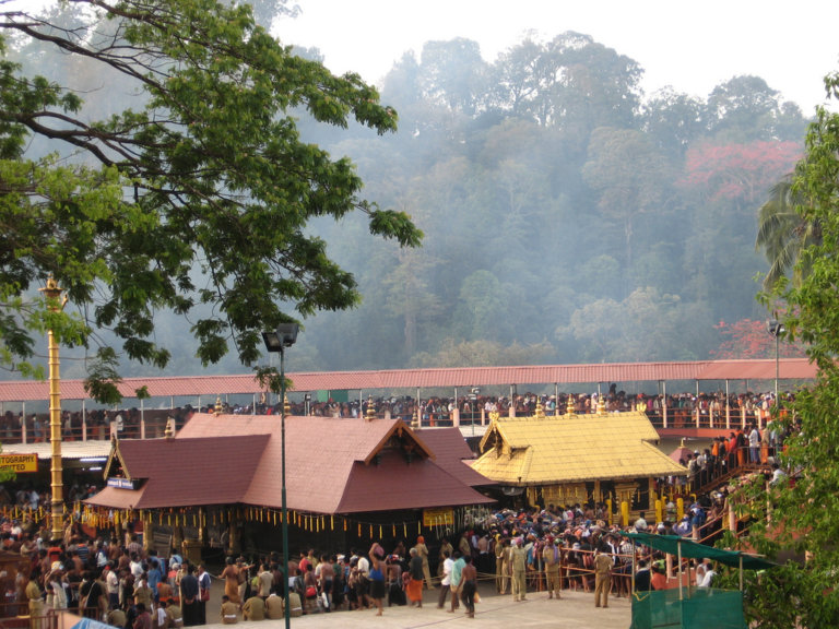 Indian Supreme Court Strikes Down Ban on Women's Entry into Religious Temple