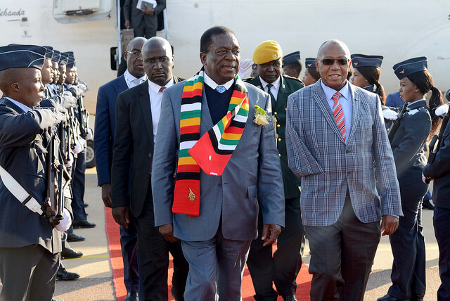 Coup, Constitution and Commission: Commission of Inquiry into Zimbabwean Electoral Violence Confirms Military Killings of Civilians
