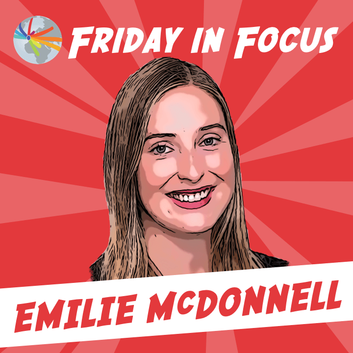 Friday in Focus: Emilie McDonnell