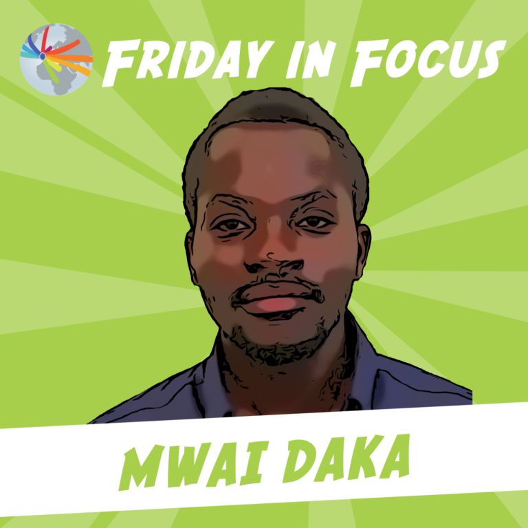 Friday in Focus: Mwai Daka