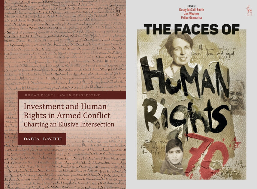 Two New Publications from Hart Publishing