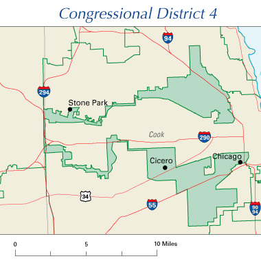 US Supreme Court split on the partisan politics of district drawing