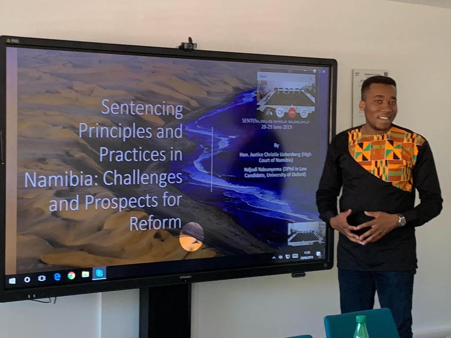 Seminal Expert Workshop on Sentencing in East and Southern Africa