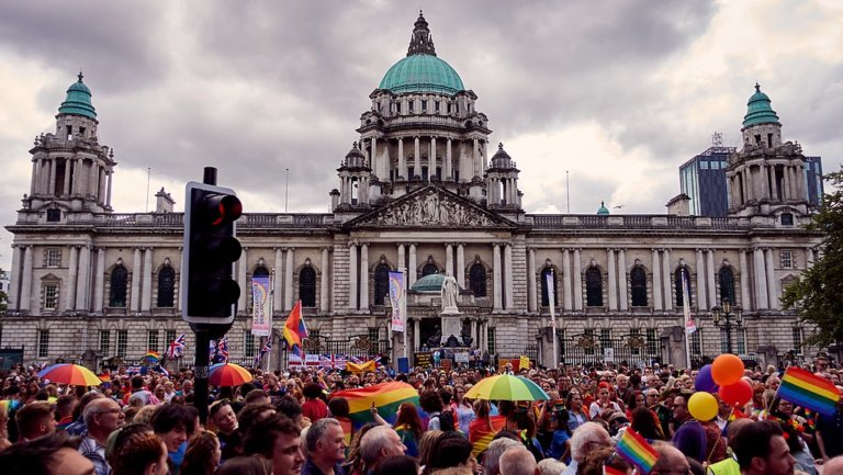 LGBT+ Rights in Northern Ireland