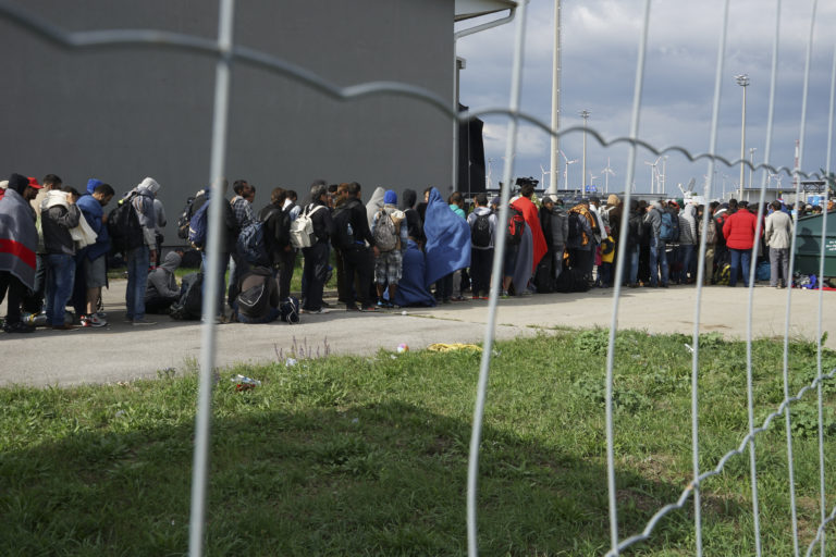 The European Union Detaining Migrants in Libya – are they Breaching Non-Refoulment?