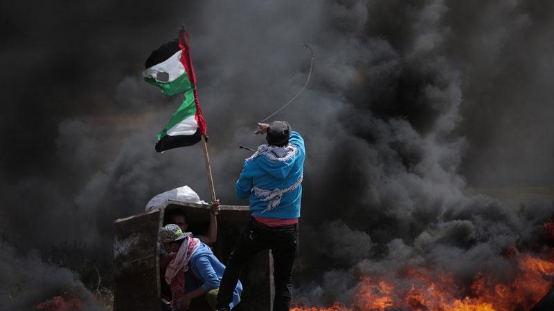 Gaza: Beyond International Law? Thursday, 17 October 2019, 18:00 to 19:00, Brookes University