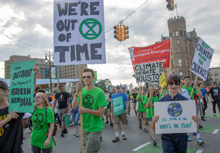 The Green New Deal: On Systemic Justice and the Limits of a Human Rights Framework