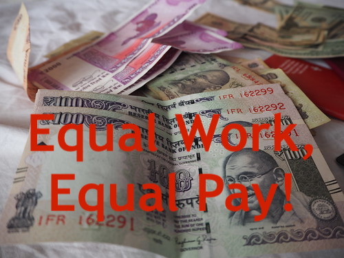 Equal Pay for Equal Work? Flaws in the Indian Law