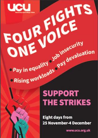 The UCU Strike: An Update