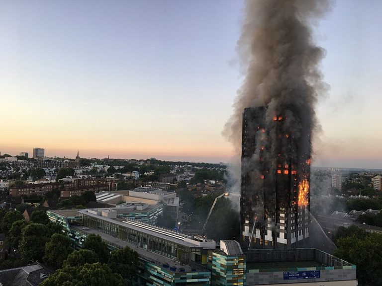 The Grenfell Tower Fire as a Breach of the Right to Life