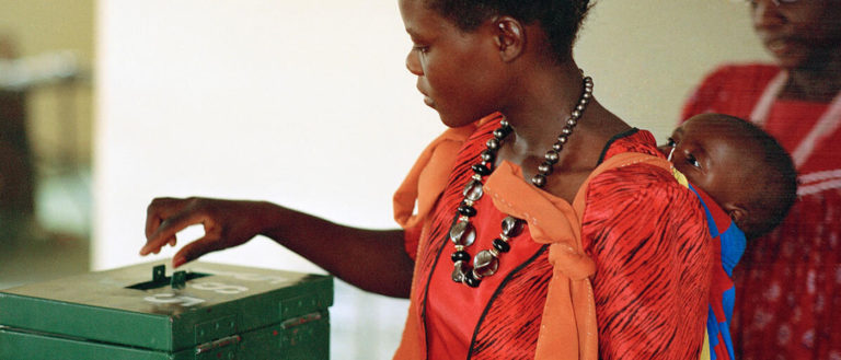 Challenge to Electronic Voting Machines in Namibia's Elections Dismissed by the Electoral Tribunal