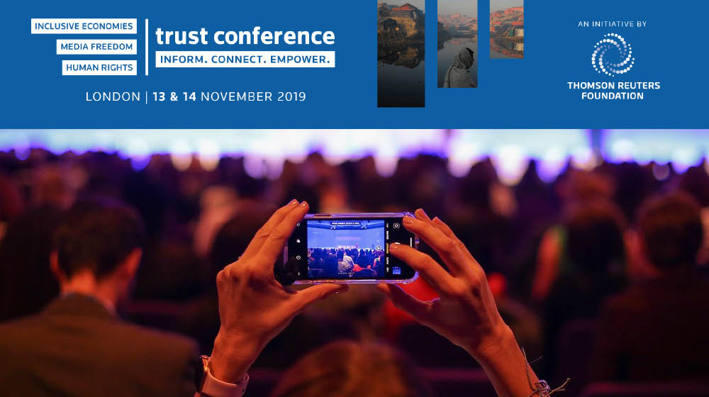 Trust Conference London 2019