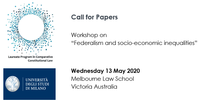 """Call for Papers: Workshop on """"Federalism and Socio-economic Inequalities"""""""